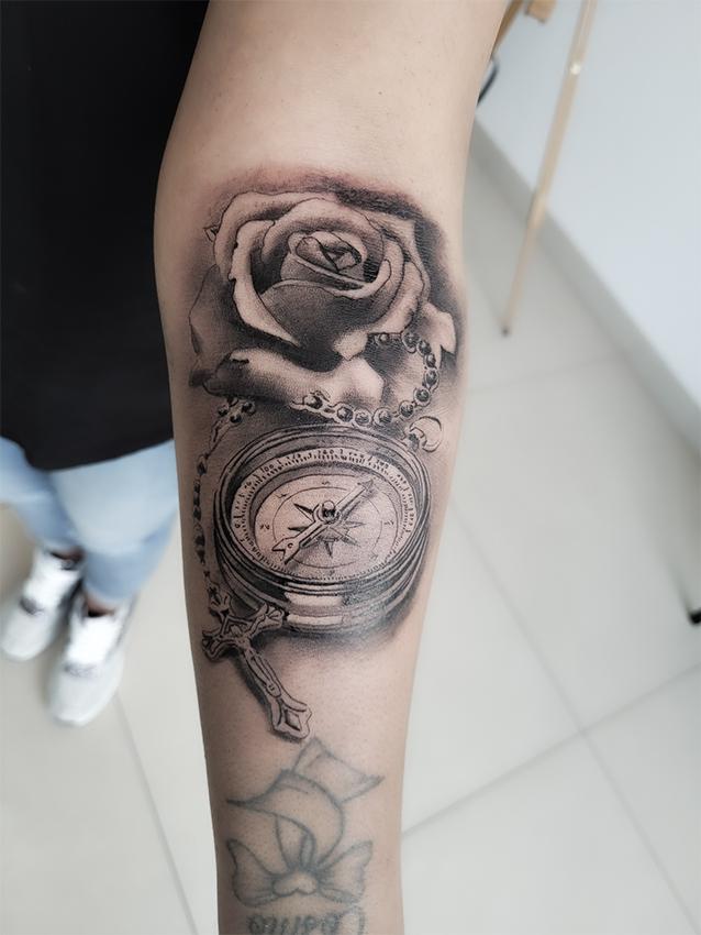 tattoo studio Wetzikon Zurich, Agliolo Tattoo